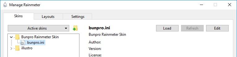 Rainmeter Skin - Bunpro - Bunpro Community
